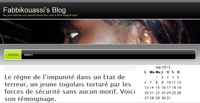 """Fabbi Kouassi Lauréate du prix """"Reporters sans frontières"""" de la DW"""