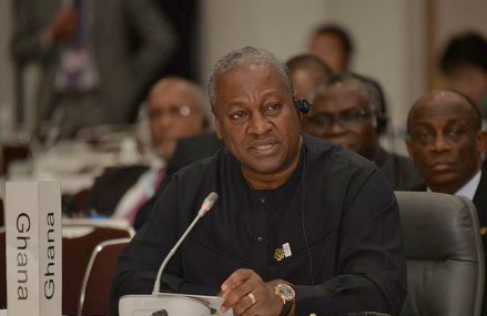 Présidentielle 2015: John Mahama suggère un report de 10 jours