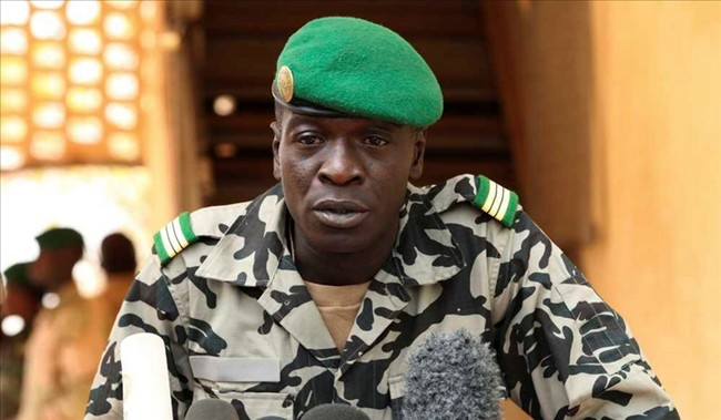 """Mali/ Human Right Watch qualifie de """"honteuse"""" la promotion de Sanogo"""