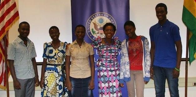 Après le YALI, 5 autres jeunes togolais en formation aux USA