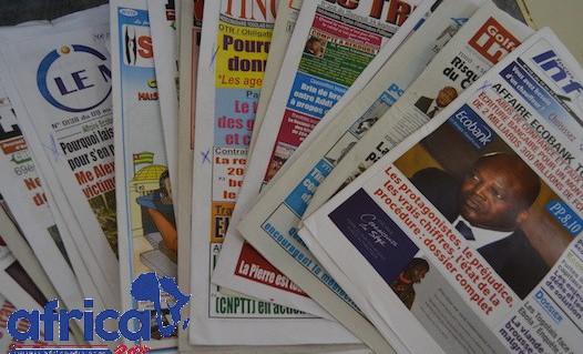Presse Togo_Africa rendez-vous