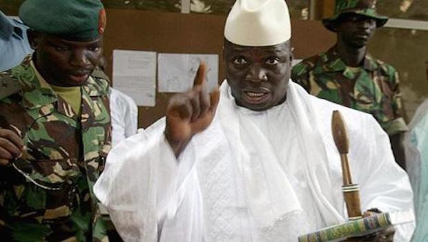 Gambie: Yahya Jammeh refuse toute aide conditionnée par l'homosexualité
