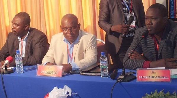 Togo: Les journalistes sportifs au rapport