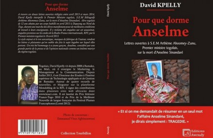 "Togo : David Kpelly ""immortalise"" Anselme Sinandare"
