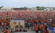 Présidentielle 2015: L'ultime journée à Lomé de CAP 2015
