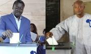 Présidentielle 2015 : Faure et Fabre dans les urnes