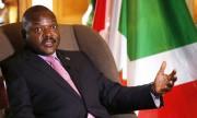 Burundi: Obama sort le bâton de sanction