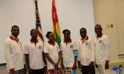 6 jeunes togolais à l'école américaine !