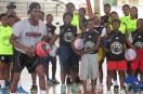 Togo: De jeunes basketteurs à l'école américaine