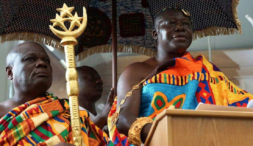 Ghana: le roi Otumfuo Osei Tutu II cherche 100 millions $ - AFRICA ...